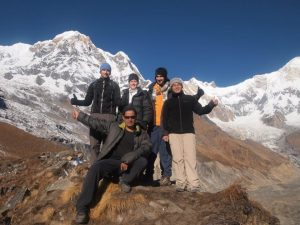 Annapurna Base Camp Trek, Annapurna Sanctuary Trek