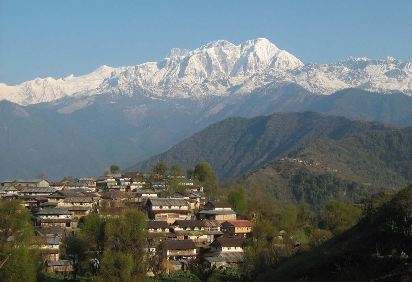 Nepal Village Tour \u2013 4 Days Ghale Gaun Homestay, Cost \u0026 Itinerary