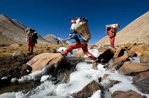 Trekking Guide Team & Porters forum