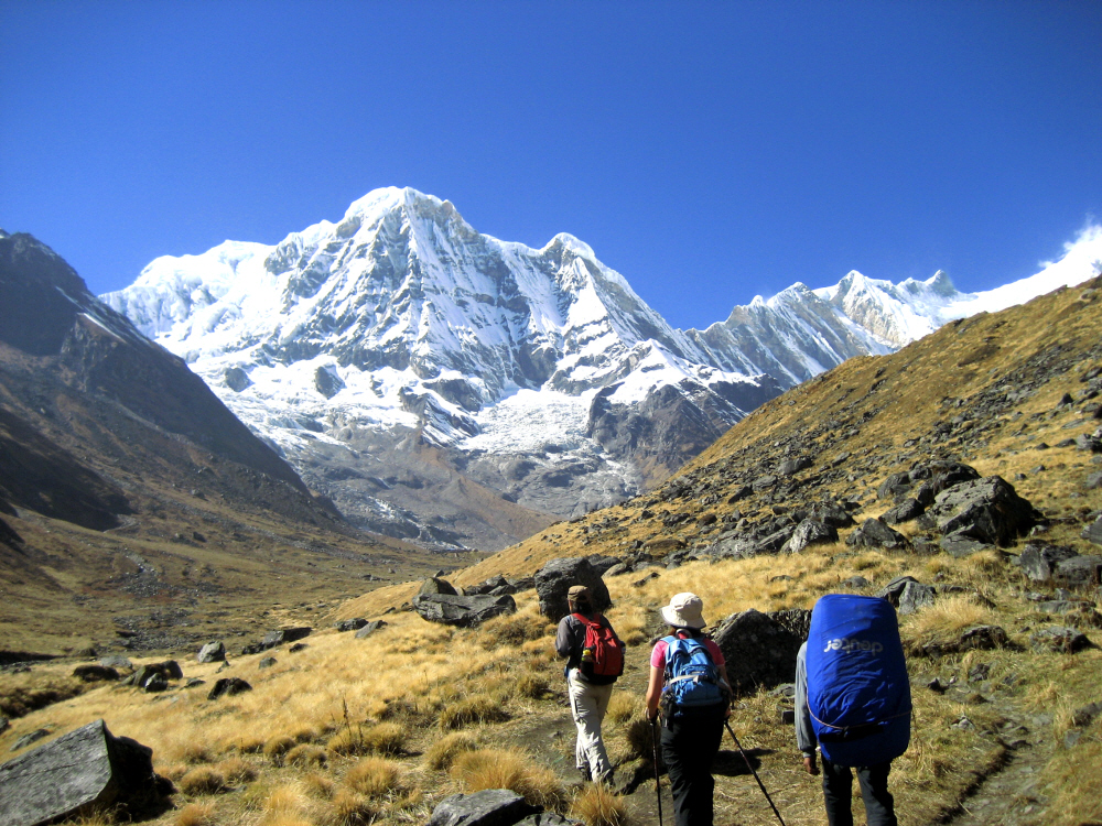 Image result for Annapurna base camp trek