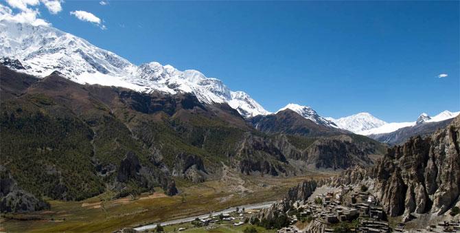 20 Days Annapurna Circuit Trek Guide Amp Information