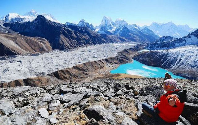 Everest Tour By Helicopter