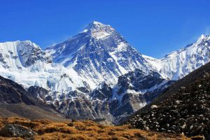 The Gokyo valley Trek is a travel adventure taking