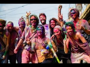 Everyone loves colors and happy holi, so do I. And Holi is the festival that brings colors into life. For somebody who experienced childhood in Nepal, Holi is
