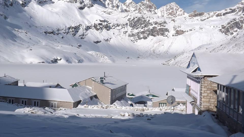 6b302371dc Gokyo Chola pass Everest base camp trek   Package Cost
