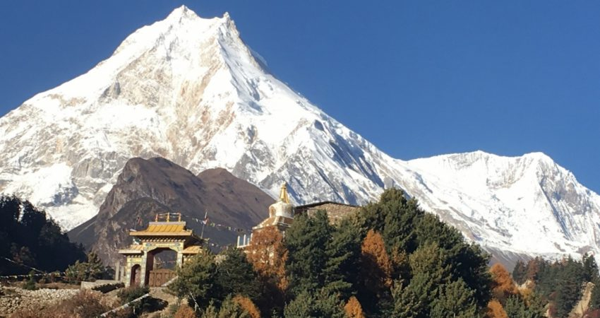 The Manaslu Trek (or Manaslu Circuit Trek) 2017 & 2018 is a 14-day tea-house trek