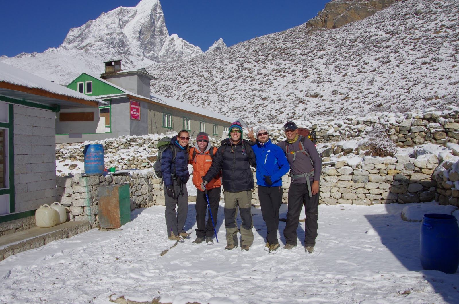 a04ae369e6 Cheap Price to Everest Base Camp Trek on a Backpacker budget ...