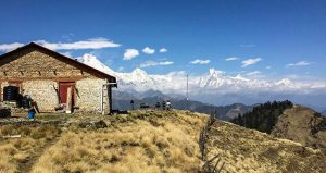 Mohare Danda new Trekking Lower Ghorepani Annapurna - Mohare danda community eco lodge Trek After the old Pokhara-Jomsom-Muktinath trail was connected to the highway network, many predicted trekking along the world's deepest gorge between Dhaulagiri and Annapurna