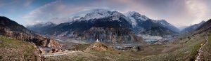 annapurna mountain annapurna base camp muktinath