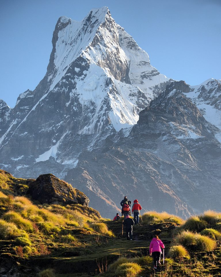 Trekking And Hiking In Nepal Best Time Of Year