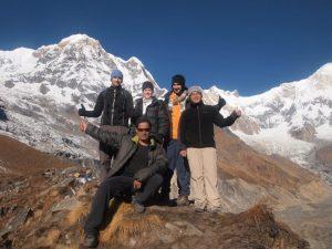 Annapurna Base Camp Trek, Annapurna Sanctuary Trek