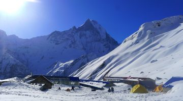 annapurna base camp trek details