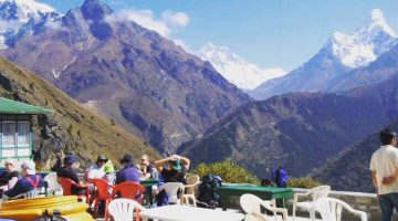 10 days everest base camp trekking with local guide