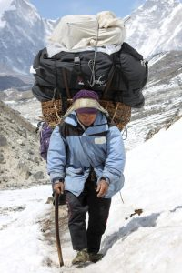 How much does a guide ,Porter-Guide and Porters cost in Nepal?