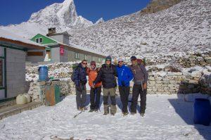 Cheap/Budget Everest Base Camp Trek Trekking in Nepal
